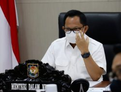 Mendagri Keluarkan Regulasi Pelaksanaan PPKM Level 4 untuk Wilayah Jawa Bali