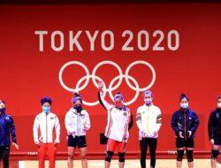 Windy Cantika Aisah Persembahkan Medali Pertama buat Merah Putih di Olimpiade Tokyo 2020