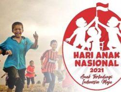 Hari Anak Nasional 2021, Kemendikbudristek Dorong Literasi Anak