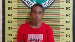Bawa Sabu 0,63 Gram, Petani Mappideceng Diciduk Polisi Di Pasar Sentral Baliase