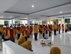 Maba Universitas Lamappapoleonro Soppeng Capai 638 Orang Manajemen dan PGSD Paling Diminati