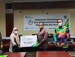Pemkab Wajo Komitmen Lindungi Tenaga Honorer dengan BPJS Ketenagakerjaan