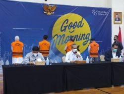 OTT Probolinggo, Firli Bahuri: KPK Tahan 5 Tersangka Termasuk Bupati dan Anggota DPR RI