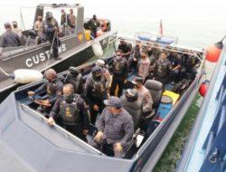 Kolaborasi War on Drugs, BNN Gandeng Stakeholder Gelar Operasi Laut Interdiksi Terpadu