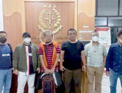 14 Tahun Buron, Terpidana Korupsi 120M Dibekuk Tim Tabur Kejagung