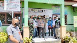 Polda Sulsel Gandeng OKP, Gelar Vaksinasi Massal di Kab.Gowa