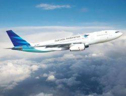 Dukung Kelancaran PON XX, Garuda Tambah Frekuensi Layanan Penerbangan