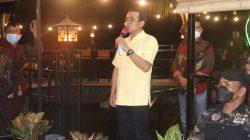 Hadiri Peringatan HUT Ke-3 IWO, Ini Harapan Ketua DPRD Soppeng