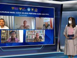 Resmi Pemerintah Umumkan 173.329 Guru Honorer Lulus Ujian Seleksi Pertama ASN PPPK Tahun 2021