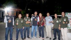 Ketua Laskar Arung Palakka hadiri Hut ke- 3 IWO Soppeng